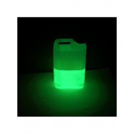 Peinture phosphorescente NightGlow 250ml vert