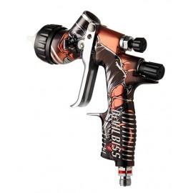 DeVilbiss Lackierpistole Pro Lite Sonderserie Vigilante Düse 1.2 + 1.3mm