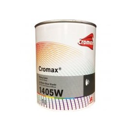 1405W Cromax® Mixing Color Tiefschwarz mit Blauton 1L