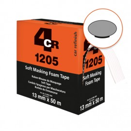 4CR Soft Masking Foam Tape 13mm x 50m