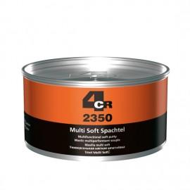 4CR Mastic soft multifonctions gris clair (cartouche) 1.4kg