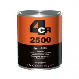 4CR Apprêt polyester pistolable gris 1.5kg