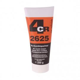 4CR Mastic combi nitro-cellulosique gris 250g