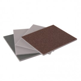 4CR Soft pad 140 x 150mm extra fin