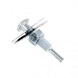 4CR Spanndorn für Reinigungsscheibe 13mm