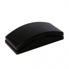 4CR Bloc de ponçage dur noir 70x125 mm