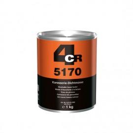 4CR Karosserie Dichtmasse Grau 1kg