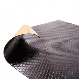 4CR Antidröhnplatten Schwarz 50 x 50cm