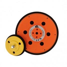 4CR Exzenter Velcro Schleifteller 73mm medium 3-Loch