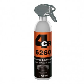4CR Spray de nettoyage et de protection 750ml