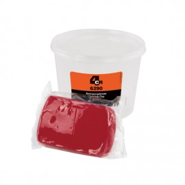 4CR Gomme de nettoyage rouge 200g
