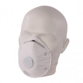 4CR Demi-masque FFP2 avec valve