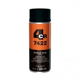 4CR Guide de ponçage spray noir 400ml