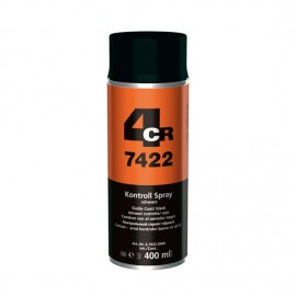 4CR Guide de ponçage spray noir 400ml