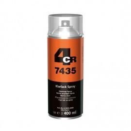 4CR Vernis incolore 1K spray 400ml