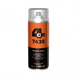 4CR Vernis incolore 1K spray 400ml