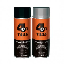 4CR Spray pare-chocs noir 400ml
