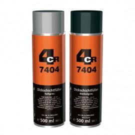 4CR Dickschichtfüller Spray Hellgrau 500ml