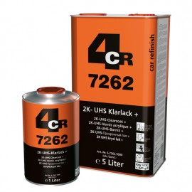 4CR 2K UHS-Klarlack+ 5L