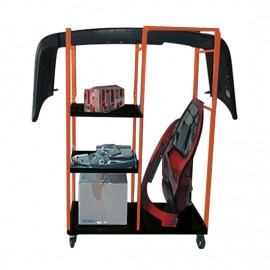 4CR Chariot multiservices 109 x 76 x 166cm