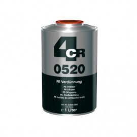 4CR Diluant polyester 1L
