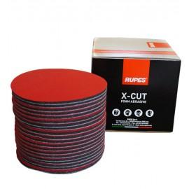 Disques abrasifs mousse X-Cut Ø75mm P2000