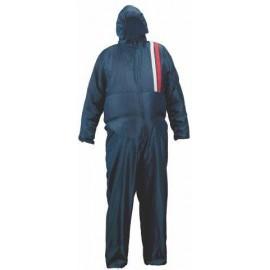 Combinaison nylon Overall bleu - taille M