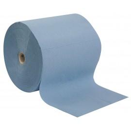 Papier bleu 3 plis haute qualité larg. 33cm - 800 feuilles - par deux - Prix action pour 30rlx