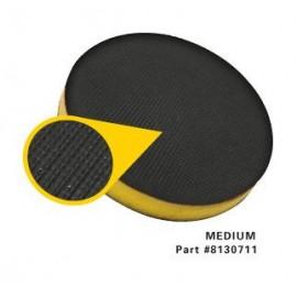 Polymer-Tonerde-Lack-Reinigungsscheibe gelb (mittlere Körnung)