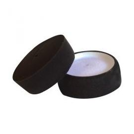 Polierpad Ø80mm weich schwarz