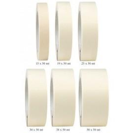 Bande à masquer MSK 6280 (100°C) 30mmx50m - carton de 32 pièces - par 3 cartons