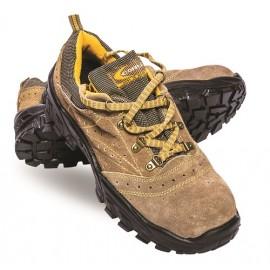 Chaussures de sécurité basses Nilo S1P beige - Pointure 44