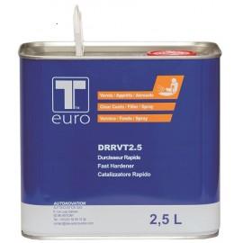Durcisseur rapide T-Euro 2.5 l