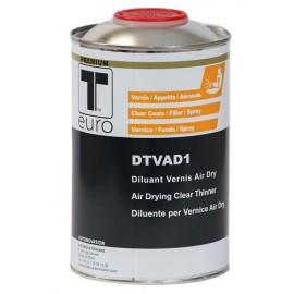 DTVAD1 Diluant vernis AIR Dry T-EURO Premium 1L