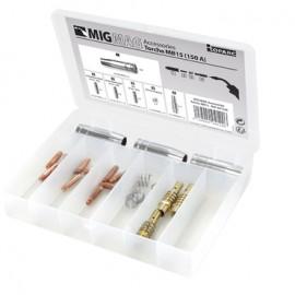 Coffret torche MB15 (MIG 150A)