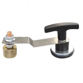 Masse magnétique pour tôles acier