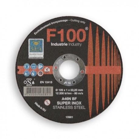Disque A Poncer Carrosserie : disque meuler super inox 125mmm 1 0 x carrosserie sa ~ Melissatoandfro.com Idées de Décoration