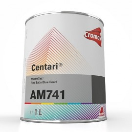 AM741 Centari® MasterTint® bleu nacré satin fin 1L