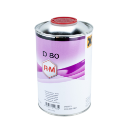 D80 Durcisseur standard 1L