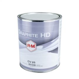 Peinture Graphite HD CV25 noir jaunâtre 3.5L