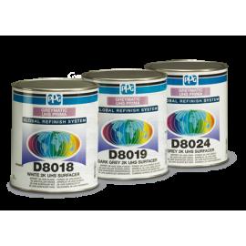 Apprêt garnissant et isolant PPG® Greymatic 2K UHS D8019 gris foncé 3L