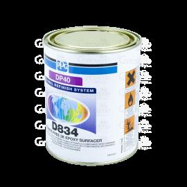 Apprêt PPG® DeltronDP40/ D834 2K époxy gris 1L