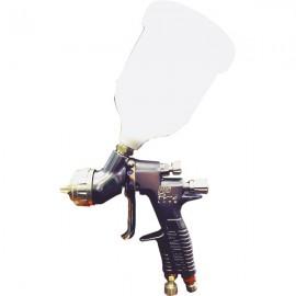 DeVilbiss PRI-PRO LIteLackierpistole mit Fliessbecher für Grundierung