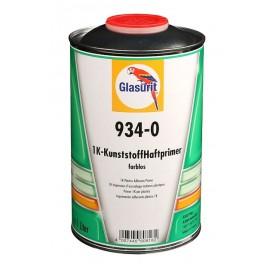 1K Primaire Glasurit® 934-0 matières plastiques incolore 1L