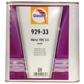 Durcisseur Glasurit® 929-33 VOC 3.5 normal 2.5L