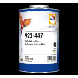 Vernis Glasurit® 923-447 anti-rayures HS VOC 1L