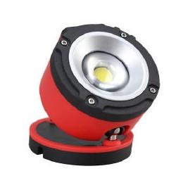 Lampe de travail aimantée LED 6W COB sans fil