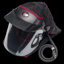 DeVilbiss Atemschutzmaske mit Luftzufuhr PROV-650
