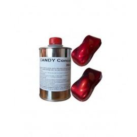 Konzentrierter Candy 250ml - Weinrot