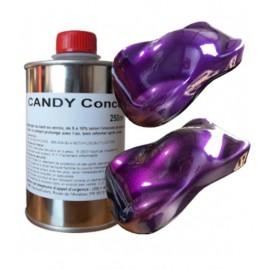 Encre Candy concentré 250 ml - prune